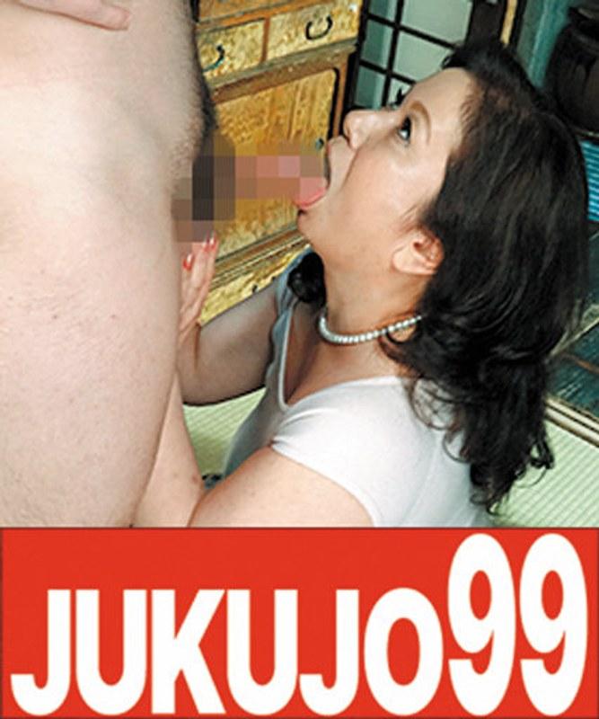 熟女のフェラと手コキ 岩崎千鶴55歳