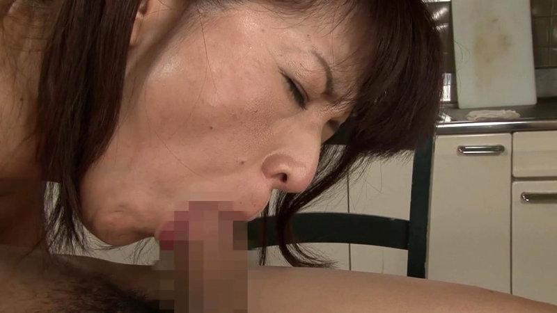 五十路妻の性交 上原千尋 甥っ子交尾 画像13