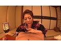 隣の奥さんは巨乳で巨尻で床上手 葉月奈穂 フェラ編 No.8