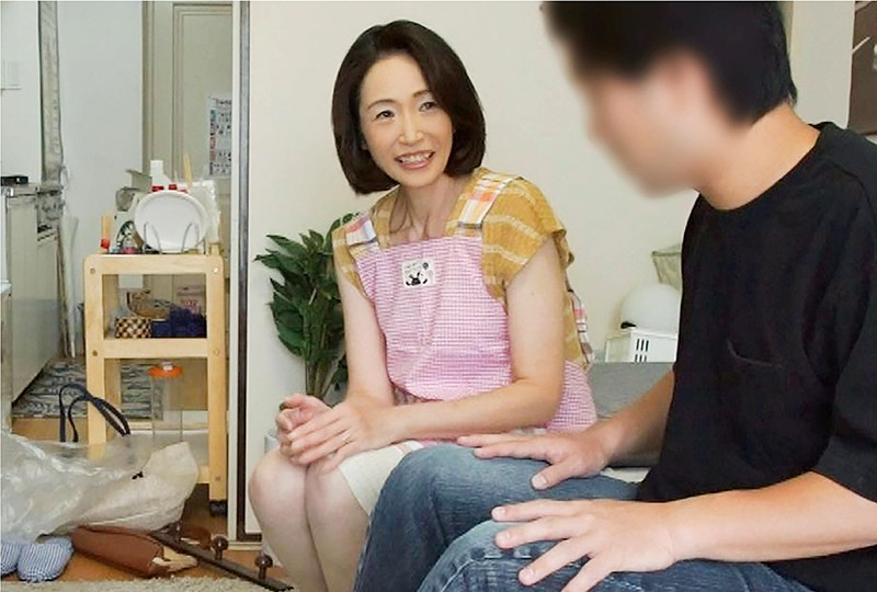 レンタル熟女のお仕事~夫の知らない妻の裏の顔 file NO.28~ 画像1