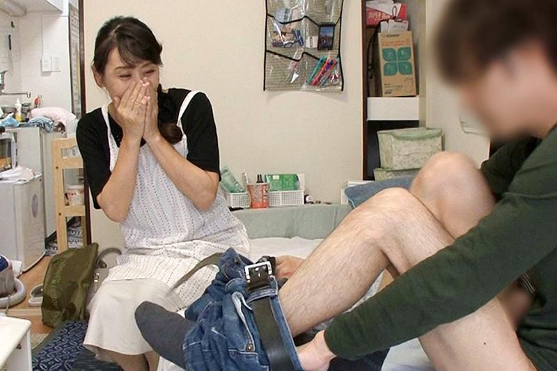 レンタル熟女のお仕事〜夫の知らない妻の裏の顔 file NO.60〜 画像3