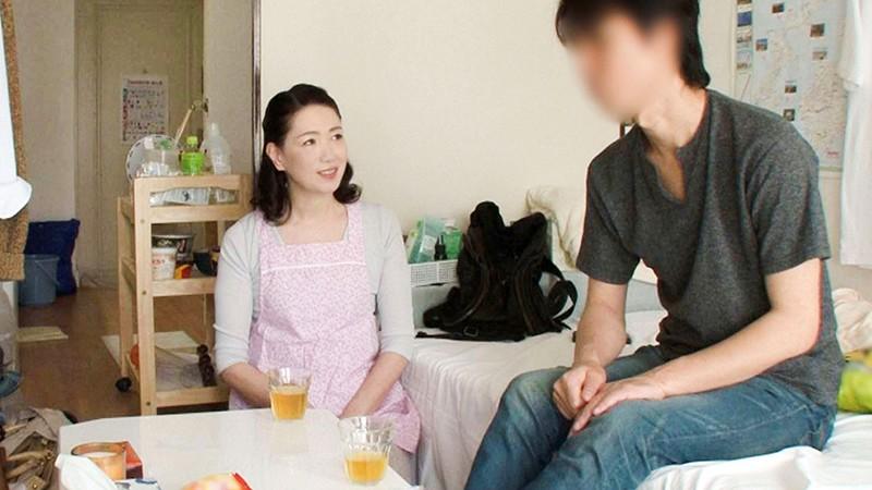 レンタル熟女のお仕事〜夫の知らない妻の裏の顔 file NO.64〜 画像1