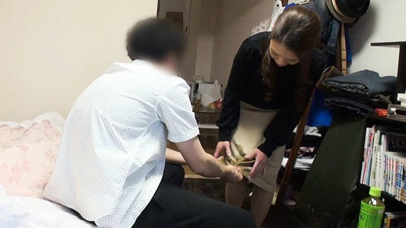レンタル熟女のお仕事〜夫の知らない妻の裏の顔 file NO.65〜 キャプチャー画像 1枚目