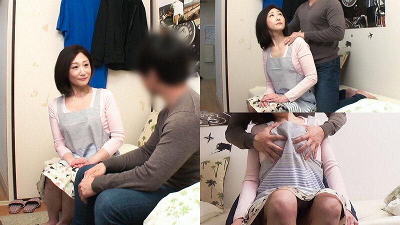 レンタル熟女のお仕事~夫の知らない妻の裏の顔 file NO.83~ キャプチャー画像 2枚目
