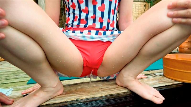 露天温泉10発中出し ビラビラがない綺麗なスジまん&ピンクマ○コのいいなり女子校生 皆月ひかる 3枚目