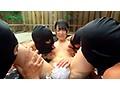 [TKBANK-030] 【数量限定】露天温泉10発中出し つるぺた美少女ビンビン乳首のいいなり女子校生 堀北わん パンティと生写真付き