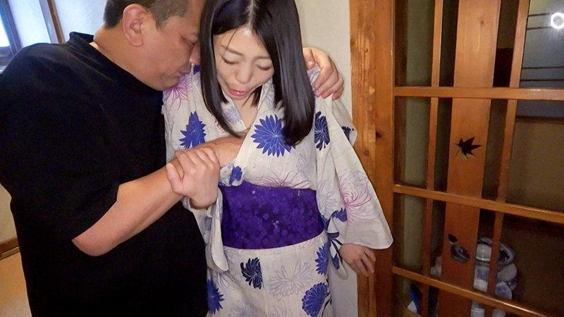 巨乳人妻温泉デート おっとりマイペースな清純人妻Jカップ茜28歳 1