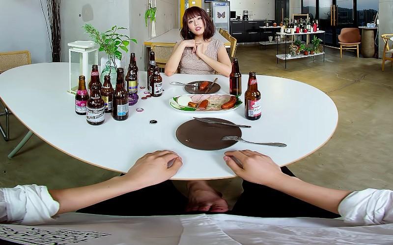 【VR】AV女優の同級生マオep.2 浜崎マオのサンプル画像