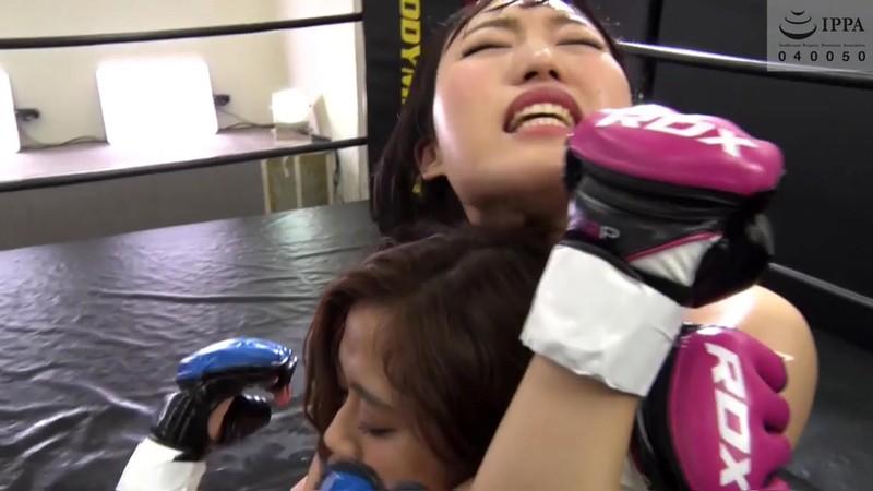 悶絶総合格闘技&キックボクシング 悠月アイシャvs小川ひまり 画像11