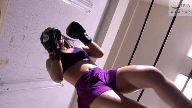 悶絶総合格闘技&キックボクシング 悠月アイシャvs小川ひまり 画像4