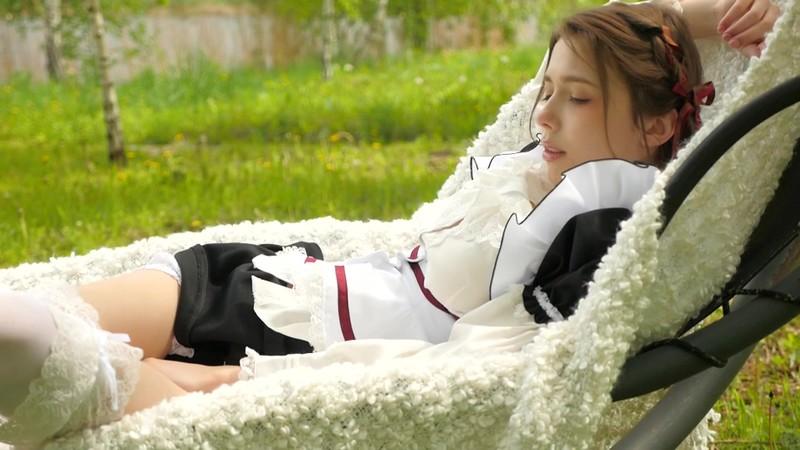 Mila.A/ TOKYODOLL 白人美女のグラビア Mila.A9