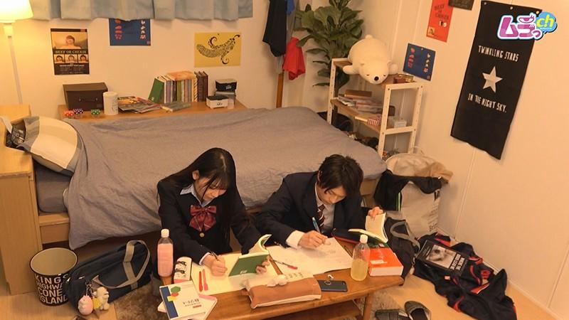 カップル盗撮 勉学に勤しむべき学生カップルが、親の居ぬ間に盛り上がるオトナ顔負けのドエロSEX1