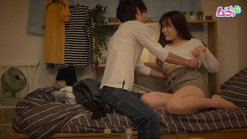 ニンゲン観察 彼氏と喧嘩してプチ家出中の女が、出会ったばかりの男と初めての浮気セックス 画像6