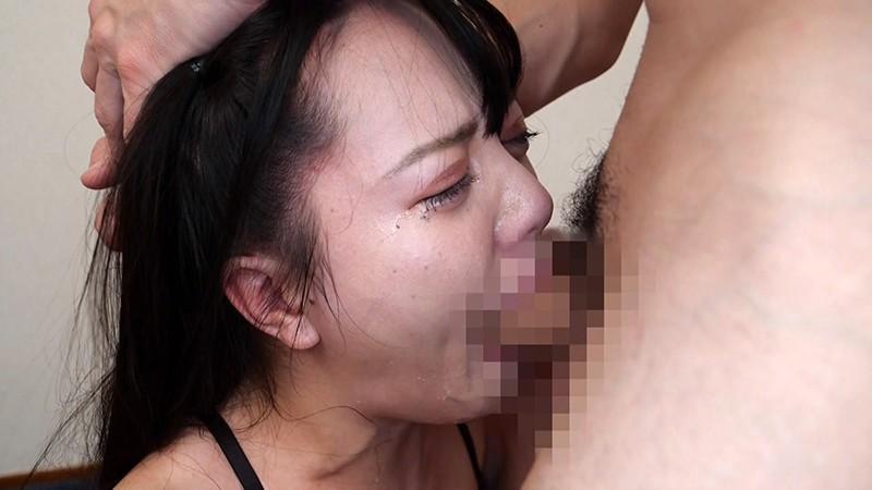 〜喉奥姦通〜 朝日しずく9