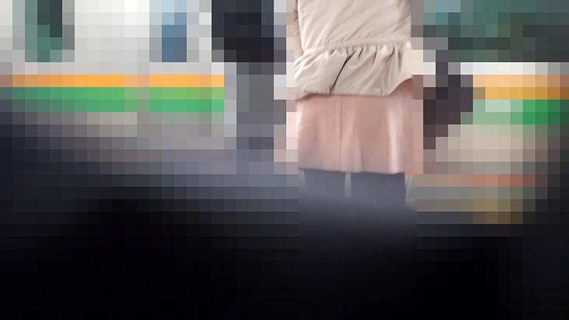 実録 電車痴漢映像 #003 須崎美羽 画像5