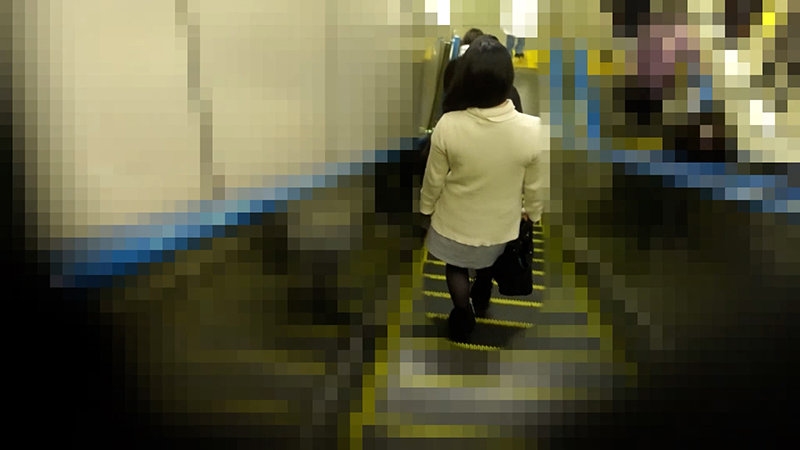 実録 電車痴●映像 #036 画像2