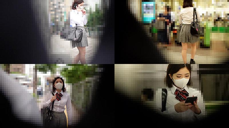 実録 電車痴漢映像 #0411