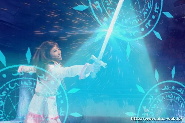 【#加瀬あゆむ】美少女剣士ATHENA 加瀬あゆむ[h_173anix00009][ANIX-009] 10