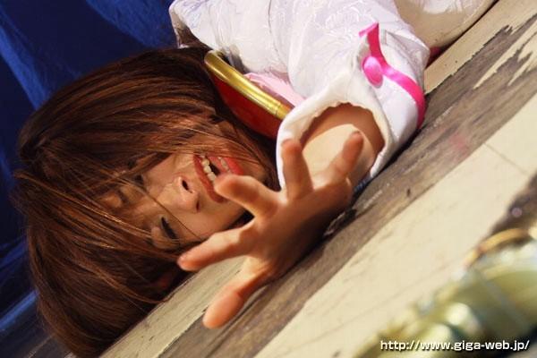 【#加瀬あゆむ】美少女剣士ATHENA 加瀬あゆむ[h_173anix00009][ANIX-009] 14