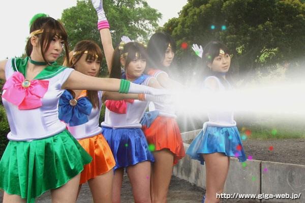 新美少女戦士 セーラープリズムV アフターストーリー11
