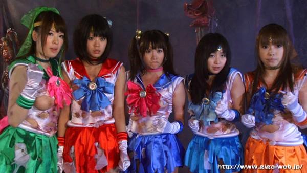 新美少女戦士 セーラープリズムV アフターストーリー2
