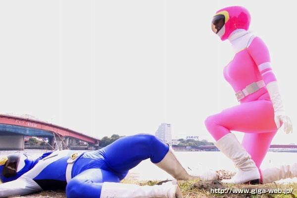 女幹部ヒーロー凌● 女幹部レブレマ 遥めぐみ7