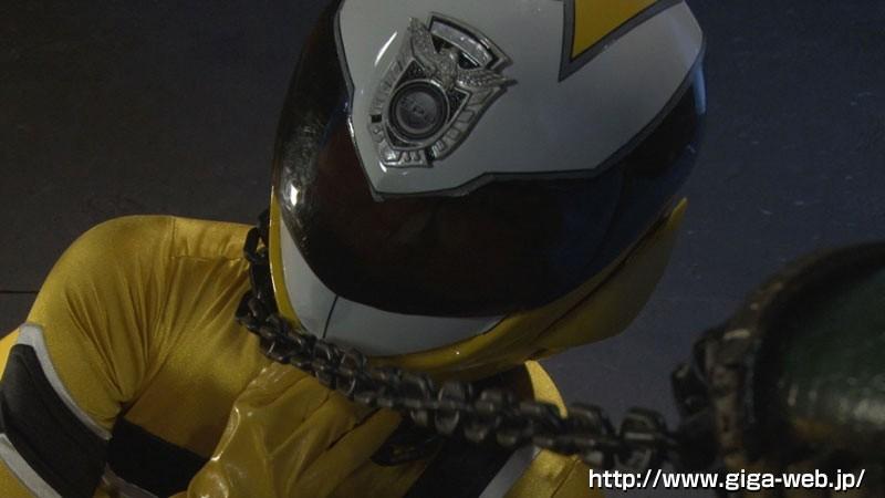 銀河特捜デイトナレンジャー 〜犯●れたデイトナイエロー、撮られた恥辱姿〜 幸田ユマ1