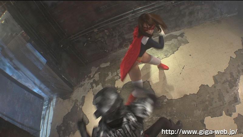 スパンデクサー外伝 悪の女戦士ZORA ヒーロー凌●2