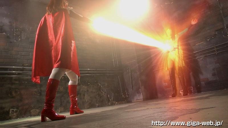 スパンデクサー外伝 悪の女戦士ZORA ヒーロー凌●20