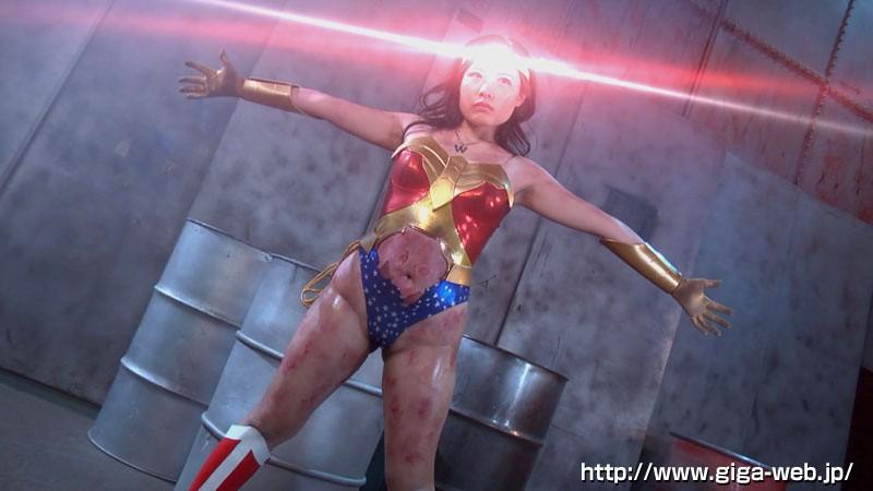 スーパーヒロインドミネーション地獄 鉄腕美女ダイナウーマン 水城りの 無料エロ画像10