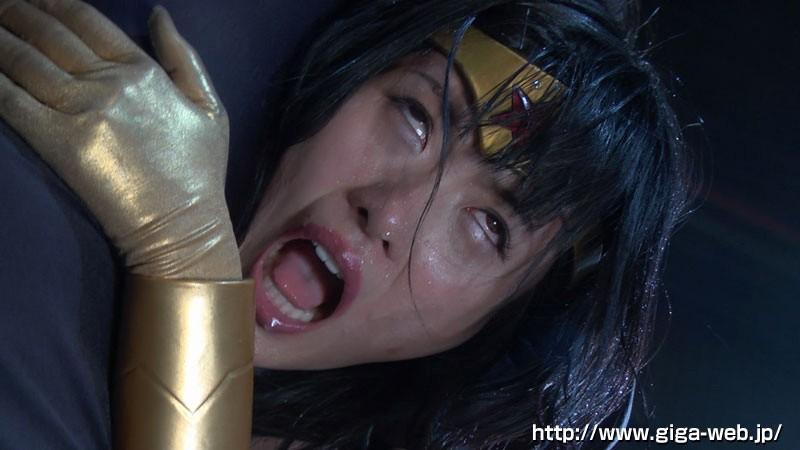 スーパーヒロインドミネーション地獄 鉄腕美女ダイナウーマン 水城りの 無料エロ画像15