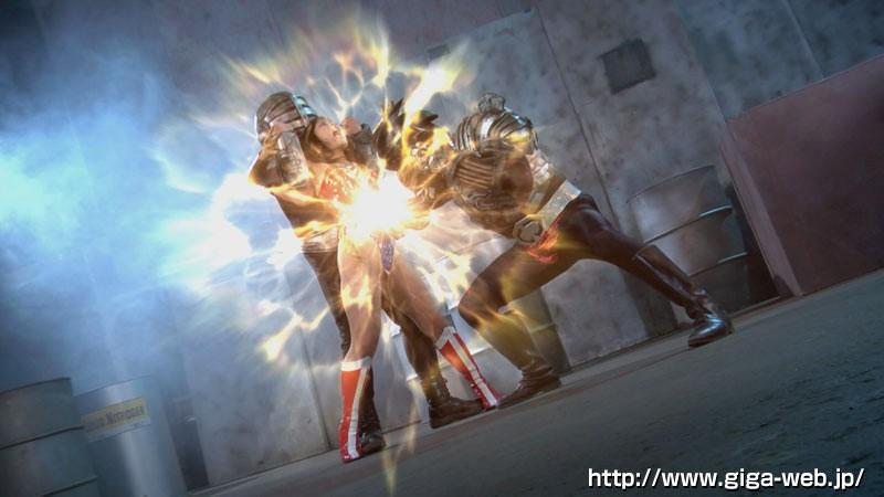 スーパーヒロインドミネーション地獄 鉄腕美女ダイナウーマン 水城りの 無料エロ画像3