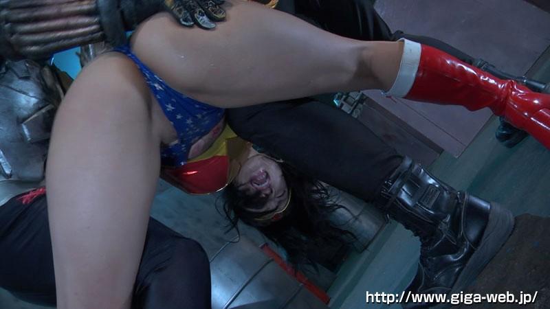 スーパーヒロインドミネーション地獄 鉄腕美女ダイナウーマン 水城りの 無料エロ画像6