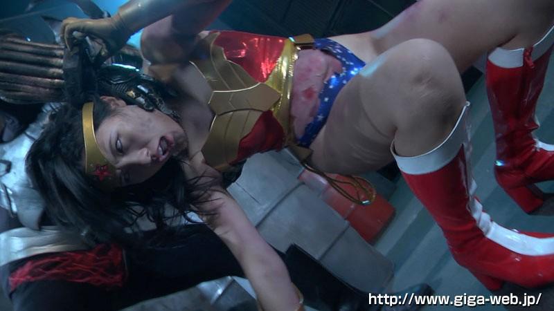 スーパーヒロインドミネーション地獄 鉄腕美女ダイナウーマン 水城りの 無料エロ画像7