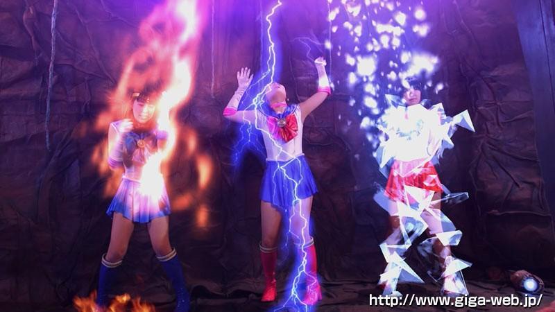 美聖女戦士セーラープリズムagain 〜魔触壺地獄〜7