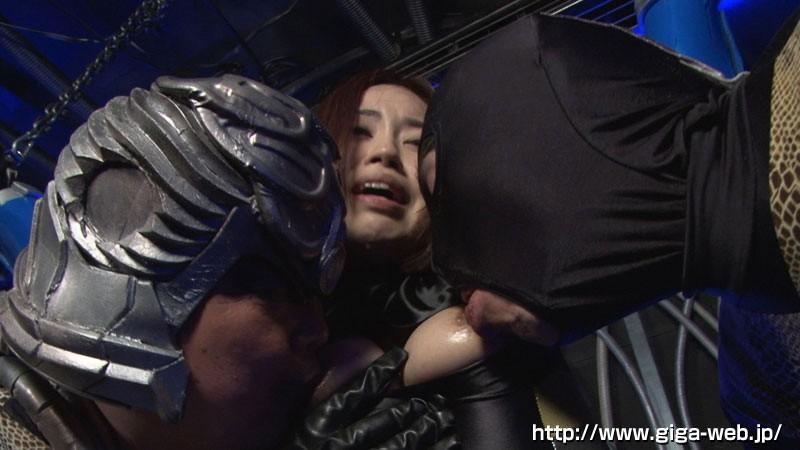 スーパーヒロイン搾乳凌● 銀河捜査官ジャスパー 吉田花|無料エロ画像15