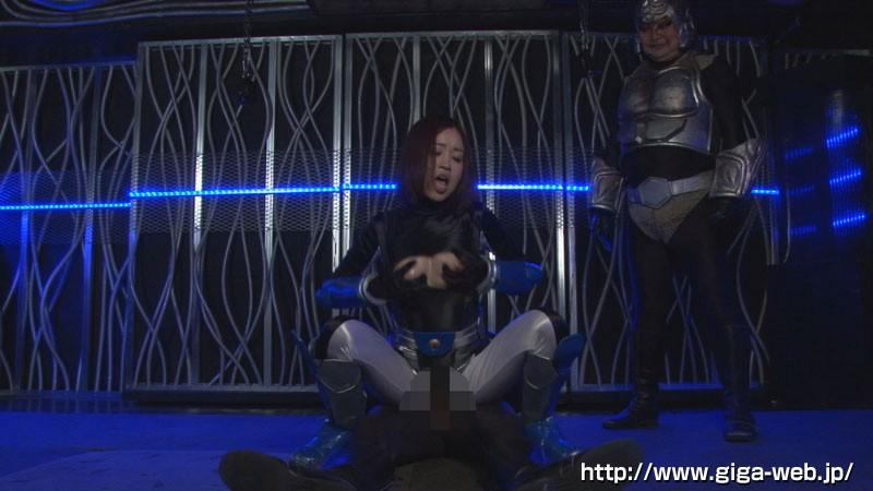 スーパーヒロイン搾乳凌● 銀河捜査官ジャスパー 吉田花|無料エロ画像18