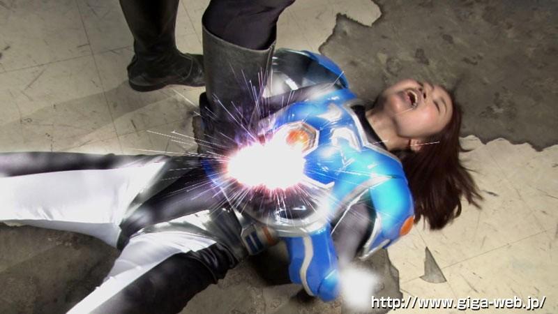 スーパーヒロイン搾乳凌● 銀河捜査官ジャスパー 吉田花|無料エロ画像4