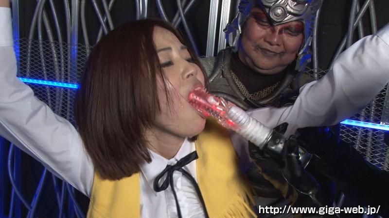 スーパーヒロイン搾乳凌● 銀河捜査官ジャスパー 吉田花|無料エロ画像7