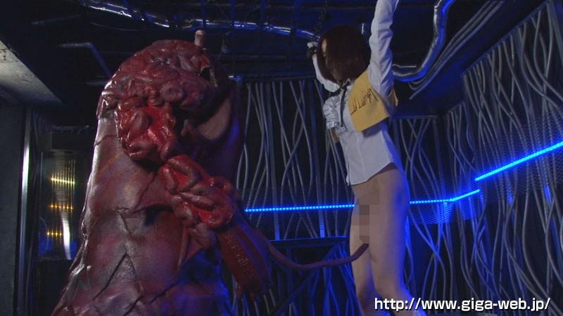 スーパーヒロイン搾乳凌● 銀河捜査官ジャスパー 吉田花|無料エロ画像9