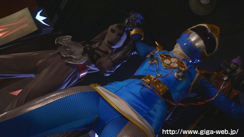 完全着衣ヒロイン凌● 04 飛影戦隊カゲレンジャー 〜カゲブルーを襲う呪い地獄〜 生駒はるな6