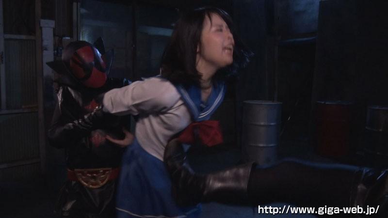 小悪魔女幹部ふたなりヒロイン快楽責め 〜美少女戦士セーラーメティス〜1