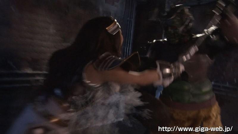 オーク姫騎士蹂躙 〜姫騎士エヴァ・ナイトレイ 肉欲の虜〜3
