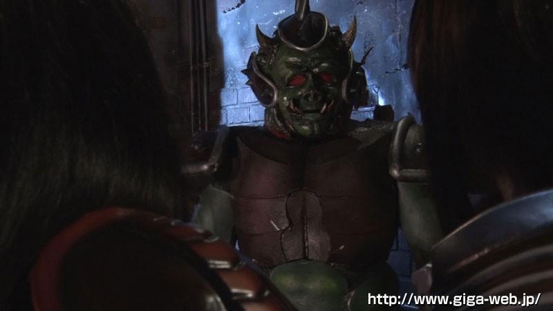 オーク姫騎士蹂躙 〜姫騎士エヴァ・ナイトレイ 肉欲の虜〜4