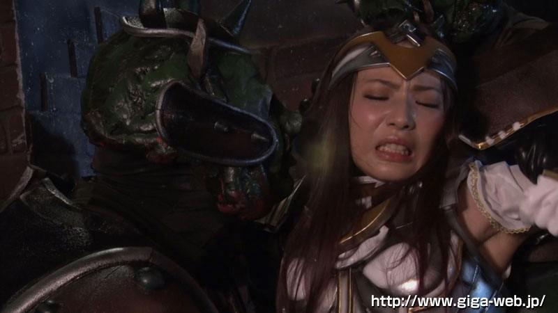 オーク姫騎士蹂躙 〜姫騎士エヴァ・ナイトレイ 肉欲の虜〜6