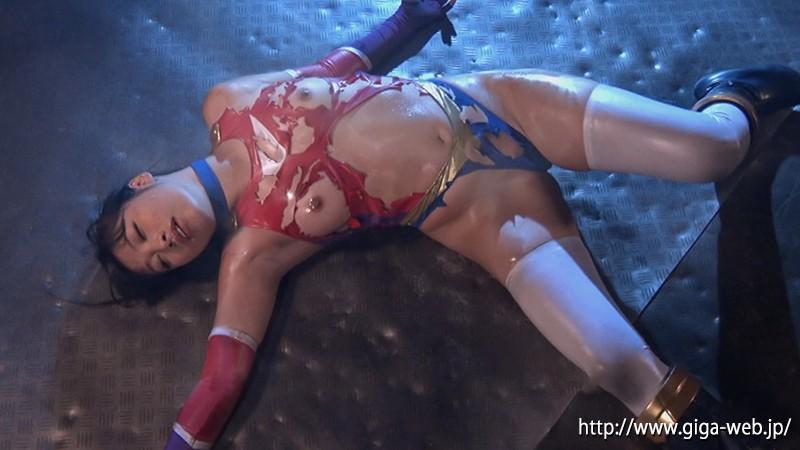 SPANDEXER7 〜踏みにじられる誇り!サンエンジェル肉体破壊!!〜17