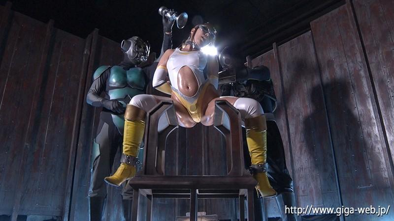 SPANDEXER ZERO2 〜姉妹相撃つ!スパンデクサー能力覚醒!!〜10