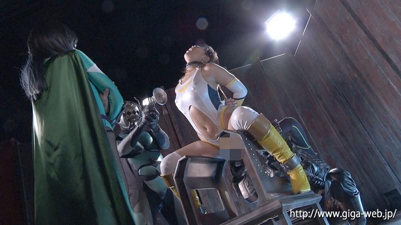 SPANDEXER ZERO2 〜姉妹相撃つ!スパンデクサー能力覚醒!!〜12