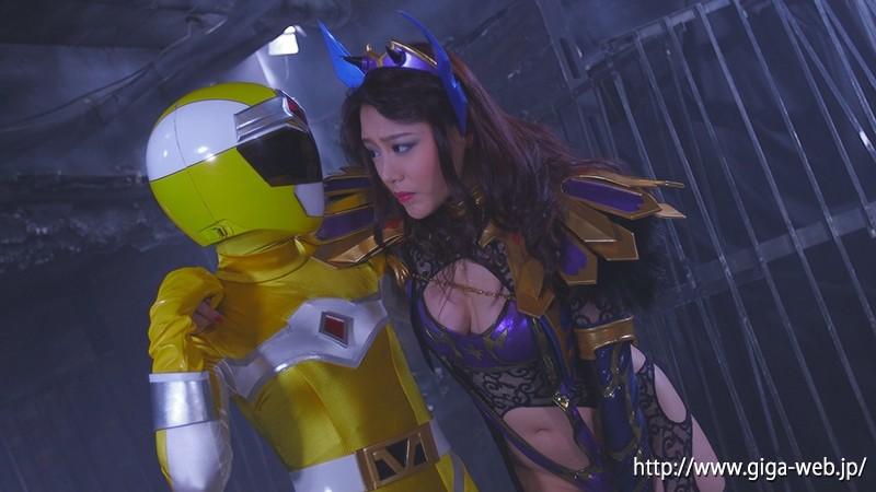 女幹部絶体絶命 魔獣姫グリフォンヌ 浜崎真緒15