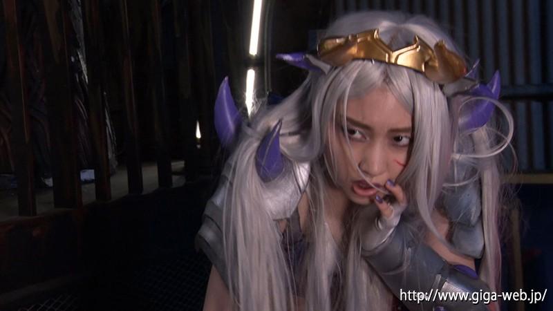 女幹部敗北 リベンジ逆陥落 女戦士ベリンダ 桜木優希音